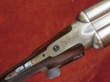 """Robert Roper 12 bore Bar Action """"Leg O' Mutton"""" Sidelocks Non-Ejector with Sidelever"""
