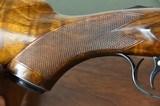 "Winchester Model 21 Skeet Grade 12 Gauge – 2 Barrel Set 30"" And 28"" – Outstanding Condition - 9 of 15"