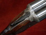 "Stephen Grant & Sons 12 Bore Bar Action Sidelock Ejector With 30"" Barrels And Long Stock – No. 2 Of A Pair"
