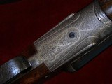 """Stephen Grant & Sons 12 Bore Bar Action Sidelock Ejector With 30"""" Barrels And Long Stock – No. 2 Of A Pair - 3 of 8"""