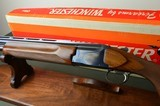 """Winchester Classic Doubles 8500TA Trap Gun with 30"""" Barrels – Great Shape with Original Box"""