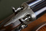 """Stephen Grant & Sons Bar Action Hammer Pigeon Gun with Sidelever and 31"""" Barrels – Excellent and Cased - 2 of 14"""