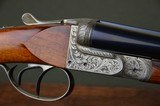 """Francotte 16 Gauge Boxlock Beautifully Engraved with 28"""" Barrels and in Fabulous Condition"""
