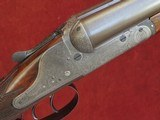 "Charles Lancaster 12 bore Bar Action Sidelock Ejector with 30"" Nitro Damascus Barrels - Extraordinary Double"