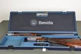Beretta 687 EELL 12 Gauge Game Gun – Made for European Market – Highly Figured European Walnut - 12 of 13