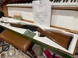 New In Box Remington 7400 270 win semi auto rifle 175 th anniversary gun new in the box with documents