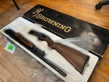 """RARE BROWNING MODEL 12 TAKEDOWN SHOTGUN 20 GA 26"""" VENT RIB WITH BOX AND PAPERS MOD CHOKE NEW UNFIRED WITH SOME MARKS"""
