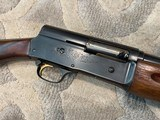 Belgium Browning Auto-5 A5 Sweet sixteen sweet 16 shotgun 16 ga belgium made shotgun Perfectly functional shotgun in very good condition - 3 of 15