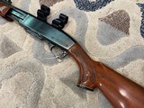 REMINGTON 760 GAMAEMASTER 30-06 SPG PUMP ACTION RIFLE IN VERY NICE CONDITION VERY ACCURATE RIFLE WITH SCOPE MOUNTS VERY NICE PUMP GUN - 2 of 15