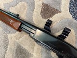 REMINGTON 760 GAMAEMASTER 30-06 SPG PUMP ACTION RIFLE IN VERY NICE CONDITION VERY ACCURATE RIFLE WITH SCOPE MOUNTS VERY NICE PUMP GUN - 12 of 15