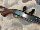 REMINGTON 760 GAMAEMASTER 30-06 SPG PUMP ACTION RIFLE IN VERY NICE CONDITION VERY ACCURATE RIFLE WITH SCOPE MOUNTS VERY NICE PUMP GUN - 6 of 15