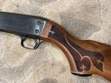 "ITHACA 37 FEATHERLIGHT 16 GAUGE SHOTGUN DEERSLAYER 2 3/4"" 20"" BARREL MINT LIKE NEW CONDITION AMAZING GUN WOW 100% FUNCTIONAL - 4 of 15"