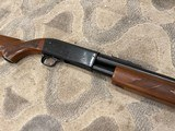 "ITHACA 37 FEATHERLIGHT 16 GAUGE SHOTGUN DEERSLAYER 2 3/4"" 20"" BARREL MINT LIKE NEW CONDITION AMAZING GUN WOW 100% FUNCTIONAL - 2 of 15"