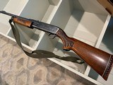 """ITHACA 37 FEATHERLIGHT DEERLAYER 12 GA 2 3/4"""" SHOTGUN IN GREAT CONDITION 20"""" DEERSLAYER SMOOTH BORE BARREL WITH SIGHTS FULLY FUNCTIONAL"""