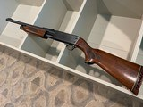 """ITHACA 37 FEATHERLIGHT 12 GA 20"""" SMOOTH BORE SHOTGUN IN GREAT CONDITION AND IS 100% FUNCTIONAL VERY DEPENDABLE GUN PUMP ACTION"""