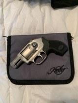 Kimber K6 357 SS Revolver