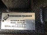 Ponsness Warren 800 W 12 gauge Reloader with Auto Drive