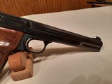 Smith & Wesson Model 41 22 long rifle - 4 of 5