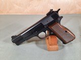Browning Hi Power 9 mm