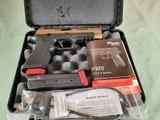 Sig Sauer Model 320 9 mm luger