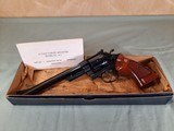 Smith & Wesson Model 25-5, 45 Colt
