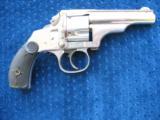 Outstanding Near Mint Merwin & Hulbert .32 DA Revolver. Like New Mechanics. - 6 of 12