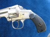 Outstanding Near Mint Merwin & Hulbert .32 DA Revolver. Like New Mechanics. - 3 of 12