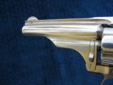 Outstanding Near Mint Merwin & Hulbert .32 DA Revolver. Like New Mechanics. - 2 of 12