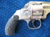 Outstanding Near Mint Merwin & Hulbert .32 DA Revolver. Like New Mechanics. - 7 of 12