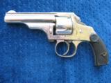 Outstanding Near Mint Merwin & Hulbert .32 DA Revolver. Like New Mechanics. - 1 of 12