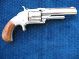 Near Excellent Smith & Wesson New Model 1 1/2 .32 RF. Tight As New. - 1 of 12