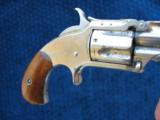 Near Excellent Smith & Wesson New Model 1 1/2 .32 RF. Tight As New. - 4 of 12