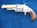 Near Excellent Smith & Wesson New Model 1 1/2 .32 RF. Tight As New. - 5 of 12