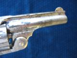 Antique Smith & Wesson 2nd Model SA .38. Excellent Mechanics. Tight As New. - 6 of 14