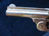 Antique Smith & Wesson 2nd Model SA .38. Excellent Mechanics. Tight As New. - 2 of 14