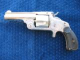Antique Smith & Wesson 2nd Model SA .38. Excellent Mechanics. Tight As New. - 1 of 14