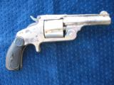 Antique Smith & Wesson 2nd Model SA .38. Excellent Mechanics. Tight As New. - 5 of 14