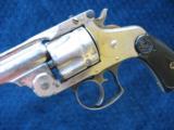 Antique Smith & Wesson DA 2nd Model .38 caliber 5