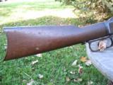 Antique 1873 Winchester 38-40 Octagon Barrel Excellent Mechanics - 2 of 15