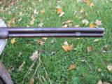 Antique 1873 Winchester 38-40 Caliber Round Barrel. Nice Looking Gun. Excellent Mechanics. - 5 of 15