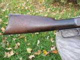 Antique 1873 Winchester 38-40 Caliber Round Barrel. Nice Looking Gun. Excellent Mechanics. - 2 of 15