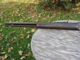 Antique 1873 Winchester 38-40 Caliber Round Barrel. Nice Looking Gun. Excellent Mechanics. - 9 of 15
