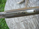Antique 1873 Winchester 44-40 Round Barrel. Very Nice Strong Bore. Excellent Mechanics. MFG 1886. - 13 of 15