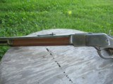 Antique 1873 Winchester 44-40 Round Barrel. Very Nice Strong Bore. Excellent Mechanics. MFG 1886. - 7 of 15
