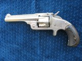 Antique Smith & Wesson 1 1/2 New Model .32 Center Fire. Excellent Condition. Tight As A New Gun. Excellent Bore.