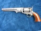 Antique Early 3rd model 1851 Colt Navy Revolver. MFG 1852. Completely Matching S/N. Crisp Mechanics. Very Good Bore.