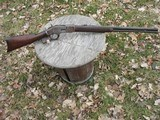 Antique 1873 Winchester 2nd Model. MFG 1881. 44-40. Octagon Barrel. Very Good Bore. Priced Right !!!!