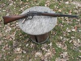 Antique 1873 Winchester Saddle Ring carbine. 44-40. Very Good Bore. Excellent Mechanics. MFG 1896.