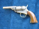 Antique Colt Pocket Conversion Type 5. .38 Long Colt Center Fire. Nice Blue And Case Colors. Excellent Mechanics.