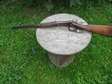 "Antique 1894 Winchester Saddle Ring Carbine. 20"" Round Barrel. Very Good Bore. Excellent Mechanics. Some Finish. - 5 of 15"